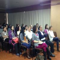 Dr.Gaurang Joshi conducting workshop  at Bogota...